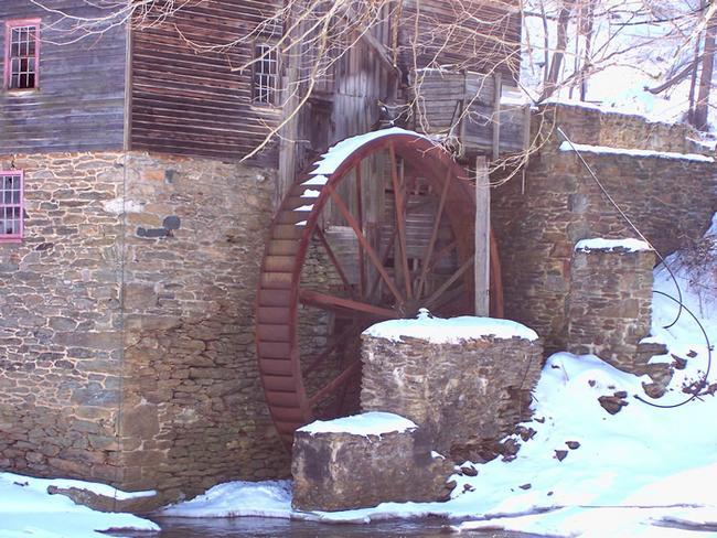 Garvine's Mill / Anderson Mill / Rock Run Mill