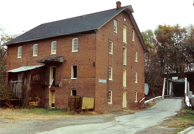 Bair's Mill / Strickler's Mill / Dietz Mill