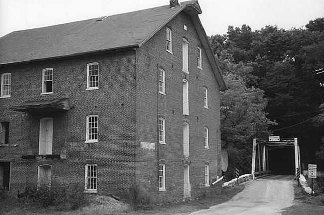 Bair's Mill / Strickler's Mill / Dietz Mill