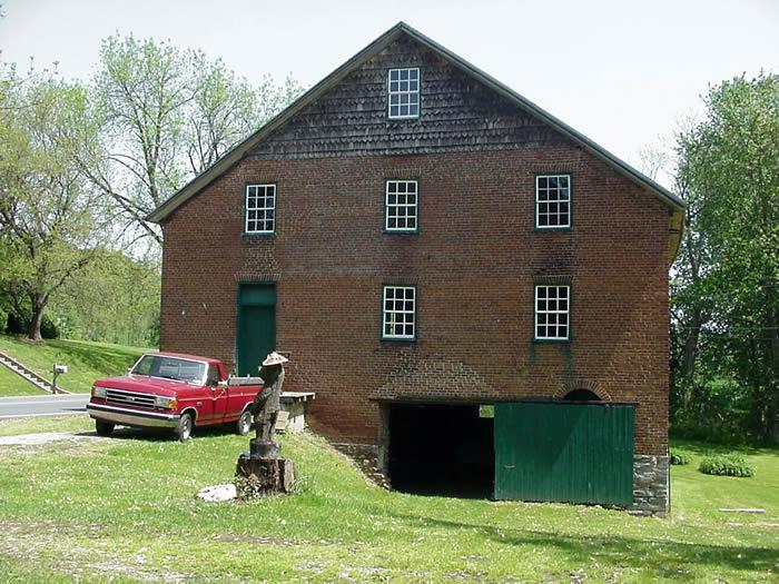 Charles Spangler's Mill / Codorus Mill