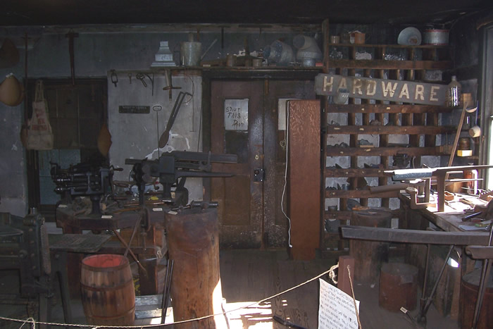 M E Brinker S Tinsmith Shop Amp Hardware Store York Co