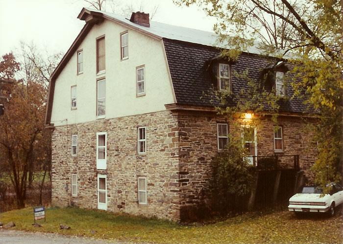 Eisenhart Mill