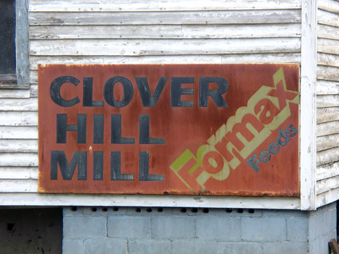 Clover Hill Mill