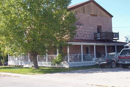 Louis W. Harris Flour Mill / Clyde L. Messinger Flour Mill