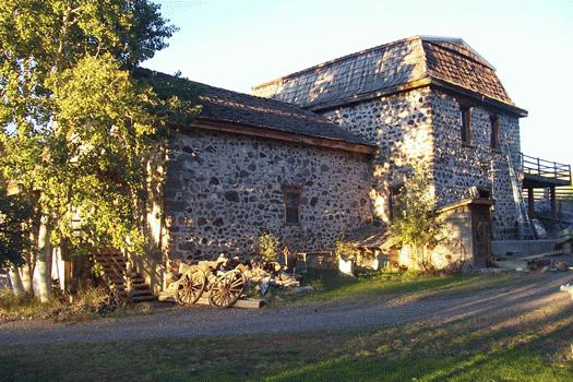 Glenwood Roller Mill / Joseph Wall Grist Mill