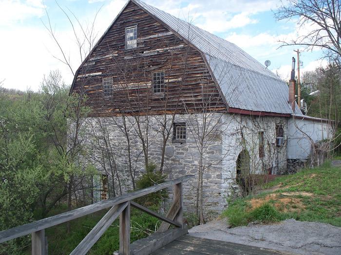 Greenspring Mill