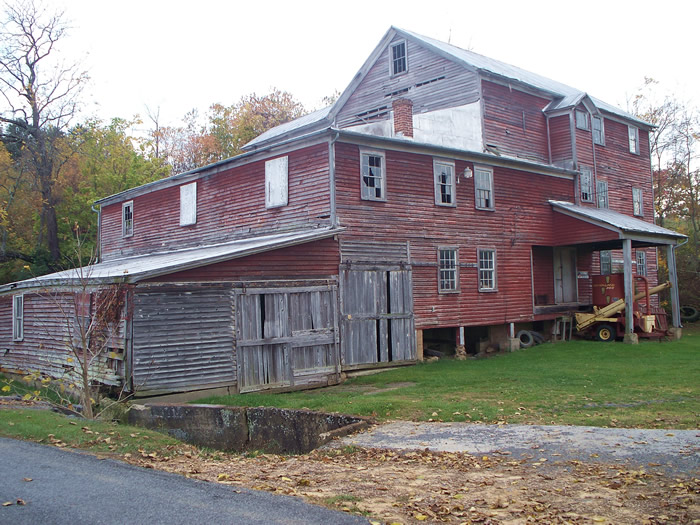 Craigsville Milling Co. / Wallace Roller Mill / Daniel Mill