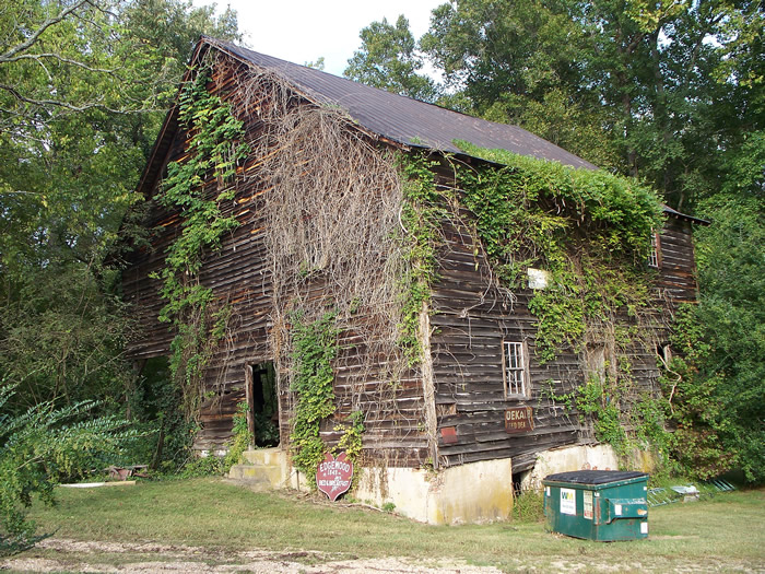 Benjamin Harrison Mill