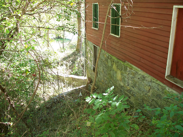 Locke's Mill - Privately owned