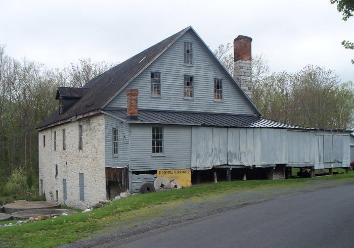 Springdale Flour Mills