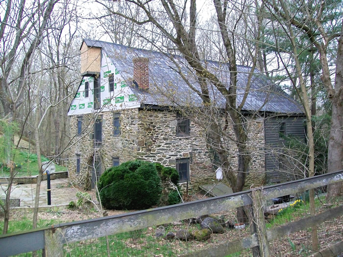 Taylorstown Grist Mill