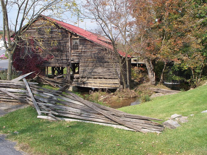 Zimmerman's Grist & Saw Mill