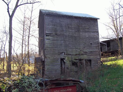 Neff's Mill / Turley Roller Mill