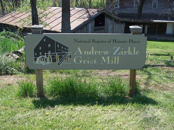 Andrew Zirkle Grist Mill / Forrestville Mill