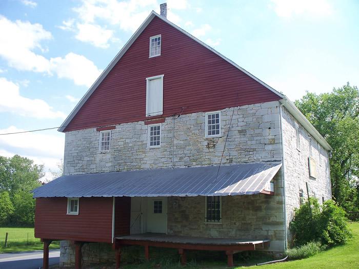 Bunker Hill Mill / Giles Mill / Cline Mill / Chapman Roller Mill
