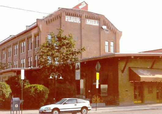 Spokane/Old Flour Mill