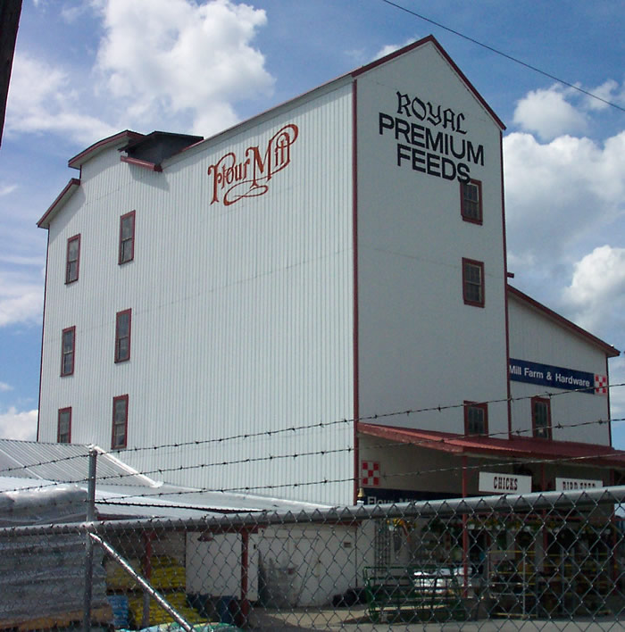 Colville Flour Mill / Flour Mill Farm & Hardware