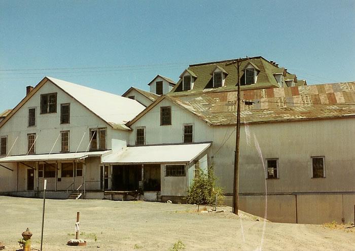 Waitsburg Flour Mill / Preston-Schaefer Flour Mill
