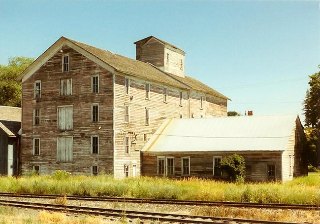J. C. Barron's Mill / Oakesdale Flour Mill