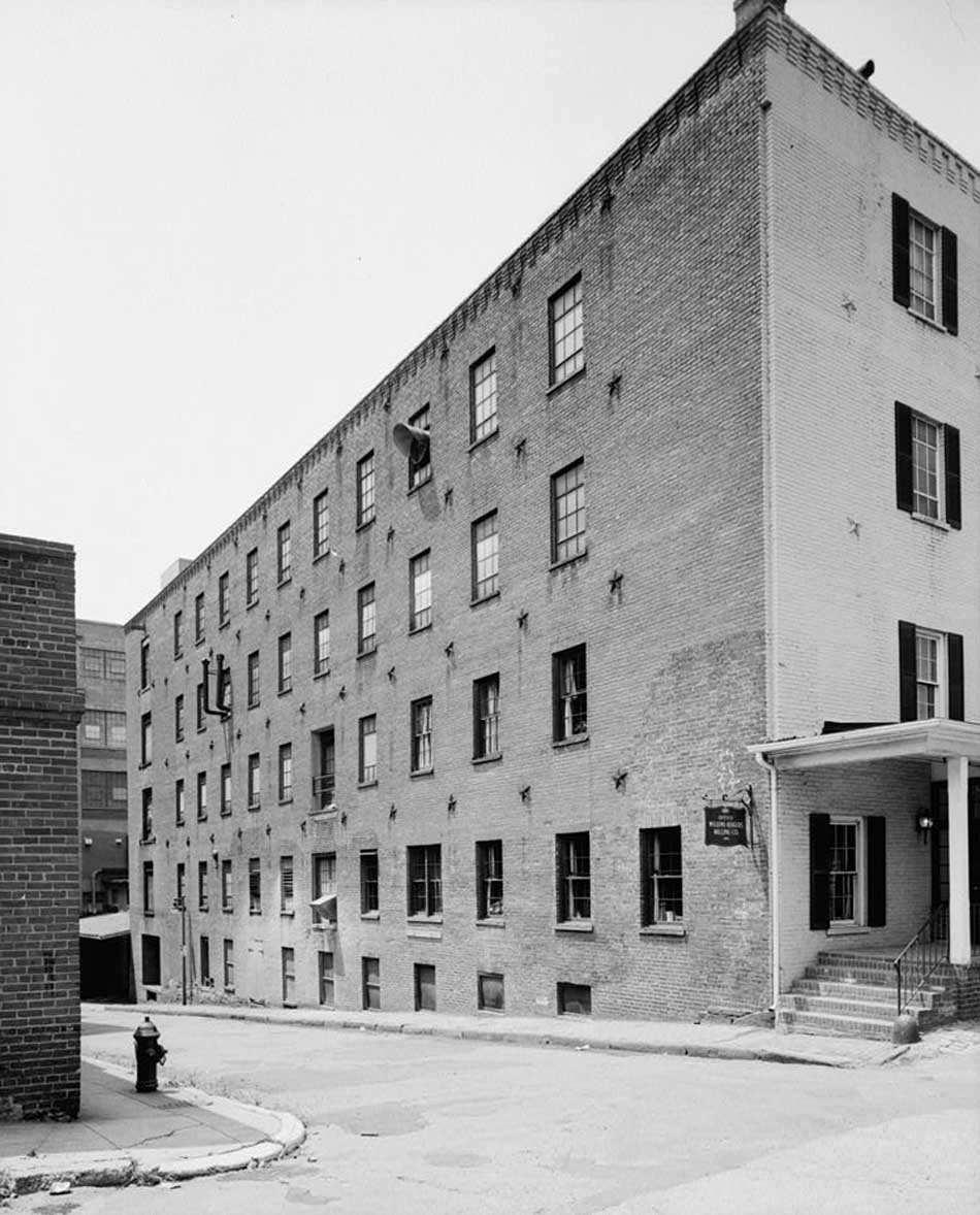 Bomford's Mill / Pioneer Flour Mills / Wilkins-Rogers Flour Mill